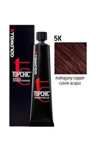 Topchic Saç Boyası 5k Mahogany Bakır 60 ml