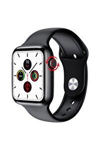 W26+ Smart Watch 6 Plus Akıllı Saat Super Copy 2.nesil Yan Düğme Döndürme Aktif