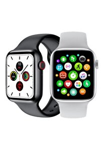 Watch Os 6 Tam Ekran Türkçe Menü Tam Dokunmatik Ios Android Uyumlu Akıllı Saat