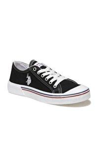 PENELOPE 1FX Siyah Kadın Havuz Taban Sneaker 101013407