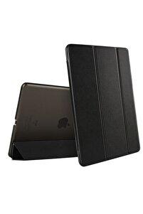Microsonic Ipad 10.2'' 8. Nesil (a2270-a2428-a2429-a2430) Smart Case Ve Arka Kılıf Siyah