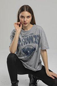 Kadın San Francisco Tshirt