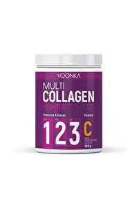Multi Collagen Powder 300 gr Skt : 07/23