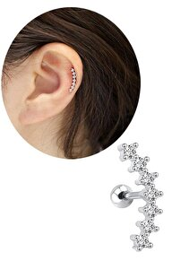 Cerrahi Çelik Helix Kıkırdak Piercing