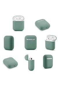 Airpods Yeşil Silikon Kapak Kılıf