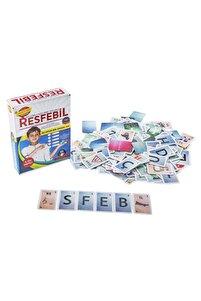 Resfebil Resimli Kelime Oyunu Zeka Gelişimi  Aktivite ve Eğitici Kitap