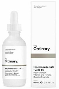 Niacinamide 10% + Zink 1% 60ml