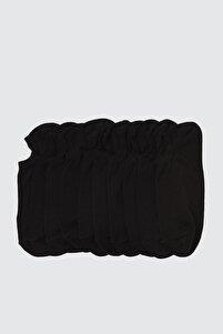 Siyah 5'li Paket Suba Spor Çorap TMNSS20CO0022