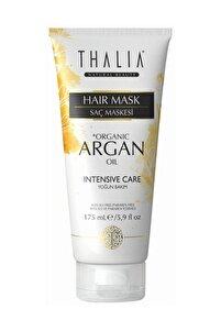 Organik Argan Yağlı Saç Bakım Maskesi - 175 ml