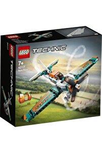 ® Technic Yarış Uçağı 42117 - Çocuklar için Oyuncak Uçak Yapım Seti 154 Parça