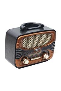 Rt-807bt Usb-sd-fm-bluetooth Nostaljik Radyo