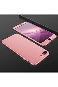 Apple Iphone 8 Plus Uyumlu Kılıf Ice 360 Derece Kaliteli Tam Koruma Kabı