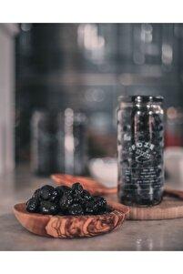 Taş Baskı Doğal Yağlı Sele Siyah Salamura Zeytin 300 gr