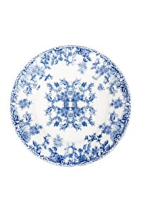 Mavi Rüya Servis Tabağı 25 cm