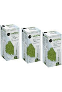 Matcha Premium Japanese Toz Maça Çayı 3'lü 20 X 10 gr