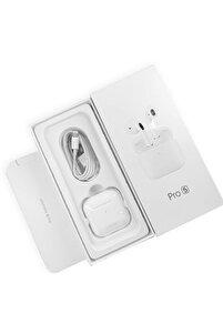 Airpods Pro 5 Kablosuz Kulaklık Bluetooth Kualklık Beyaz