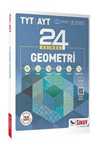 2021 Tyt Ayt Geometri 24 Adımda Konu Anlatımlı Soru Bankası