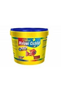 Malawi Cichlid Balığı Granulat Color Ciklet Balık Yemi 3kg