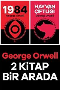 George Orwell 2 Kitap Bir Arada 1984 Ve Hayvan Çiftliği