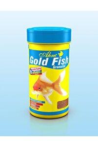 Gold Fish Granulat Japon Balığı Yemi 250ml