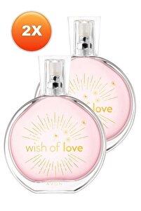 Wish Of Love Kadın Parfüm Edt 50 ml 2'li Set 5050000103374