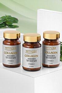 Kırışıklıklar İçin Collagen  3 Adet