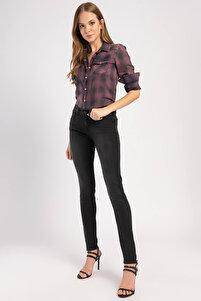 Kadın Skinny Jean Nicole 0100951244136274029