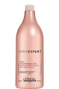 Serie Expert Vitamino Color Boyalı Saçlar için Renk Koruyucu Şampuan 1500 ml 3474636483624