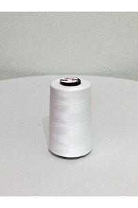 Beyaz Polyester Dikiş İpliği 120 Numara