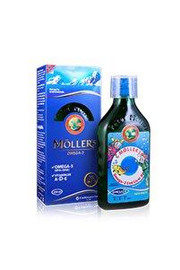 Tutti Frutti Aromalı Omega 3 Balık Yağı Şurubu 250 ml