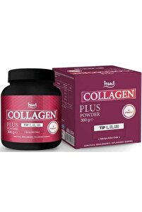 Collagen Plus Powder 300 G - Toz Kolajen