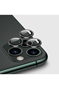Iphone 12 Pro Max Kamera Lens Koruyucu Silver