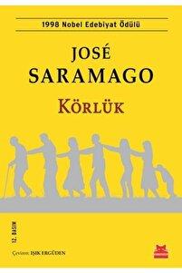 Körlük - Jose Saramago - Kırmızı Kedi