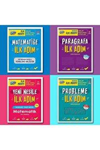 Probleme Paragrafa Matematiğe Yeni Nesile İlk Adım 4'lü Set