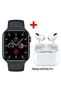 Iphone Ve Android Uyumlu Watch 6 Plus Ve Airpods Pro En Son Nesil Yan Düğme Aktif