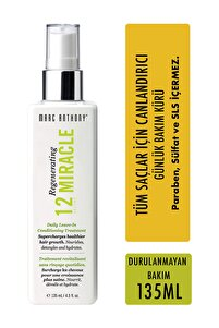 Rejuvenating 12 Second Miracle Leave In Conditioning Canlandırıcı Bakım Kürü 135ml