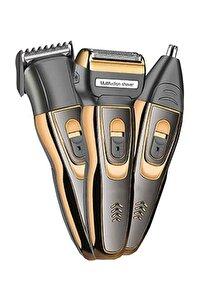IP-2020 3 Başlıklı Tıraş Makinası Profesyonelleri Tercihi.