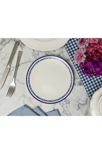 Rêve Bleu Joie Pasta Tabağı - Mavi
