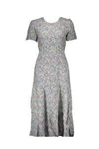 Lila Kadın Elbise