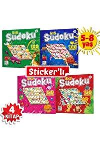 5-8 Yaş Stickerlı Sudoku Seti