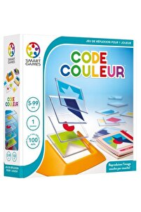 Colour Code Konsantrasyon Akıl Oyunu