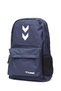 Hml Darrel Bag Pack Lacivert Sırt Çantası
