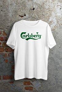Unisex Carlsberg Logo Tshirt
