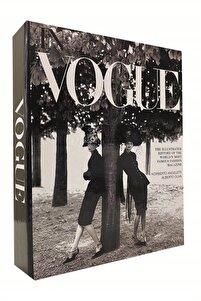 Vogue Kadınlar Dekoratif Kitap Kutu Aksesuar