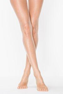 Kadın Ten 57 Fit 15 Külotlu Çorap