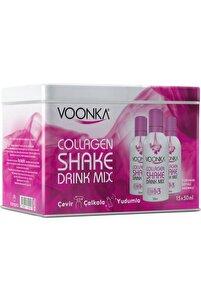 Beauty Collagen Shake Drink Mix 50 ml X15 - Portakal Ve Şeftali Aromalı