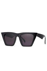 Aynı Butikte 2. Ürün 1 TL Kadın Siyah Cat Eye Güneş Gözlüğü
