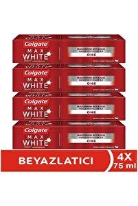 Max White One Beyazlatıcı Diş Macunu 4 X 75 Ml