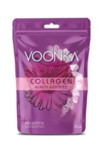 Beauty Collagen Gummies Takviye Edici Gıda 30 Adet