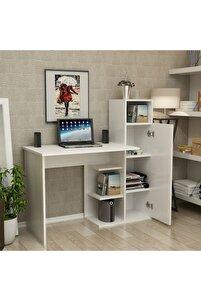 Dolaplı Bilgisayar Çalışma Masası Ev Ofis